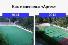 Артек 2016