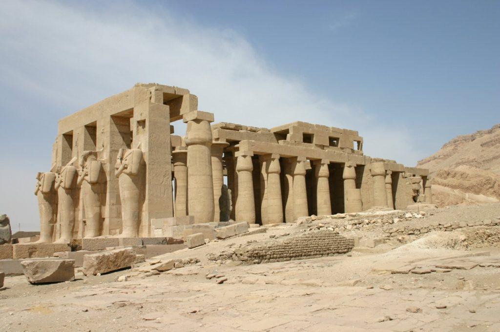 Архитектура Египет