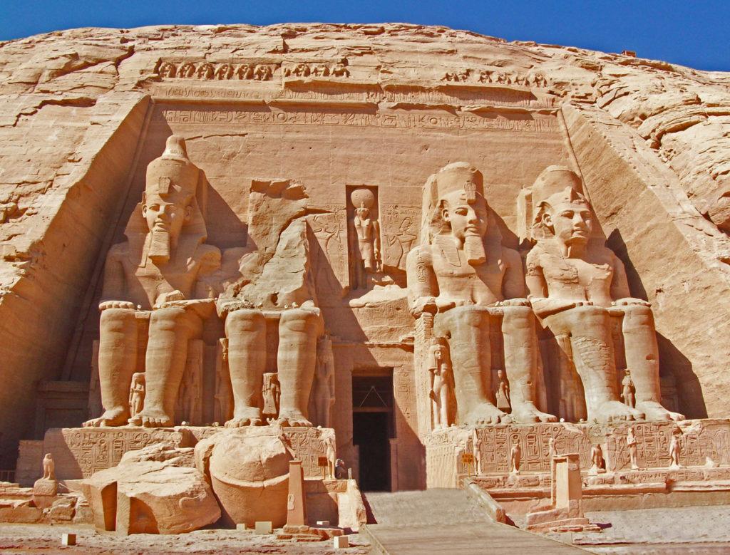 Большой храм РамсесаII