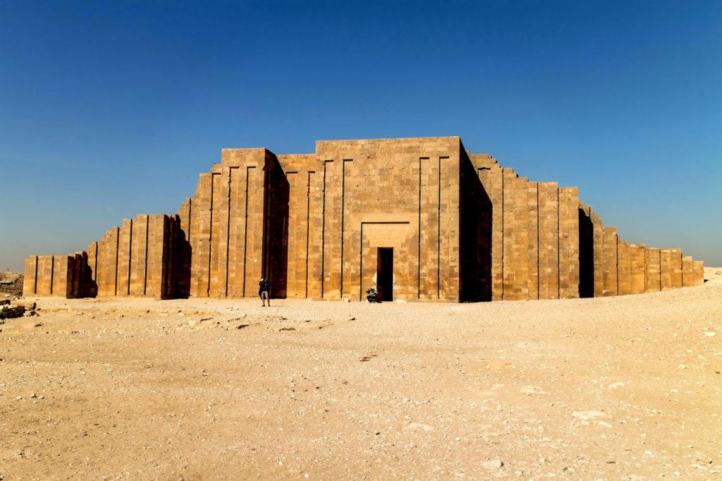 Защитная стена египет