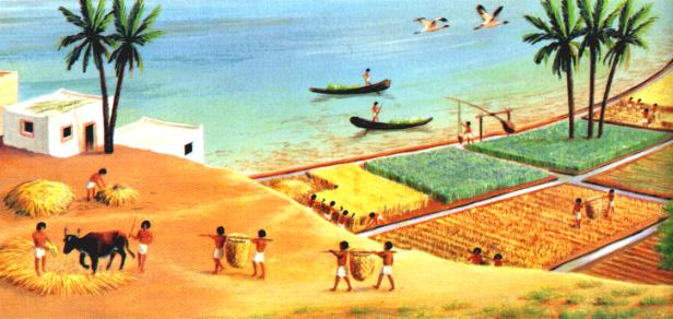 хозяйство египта