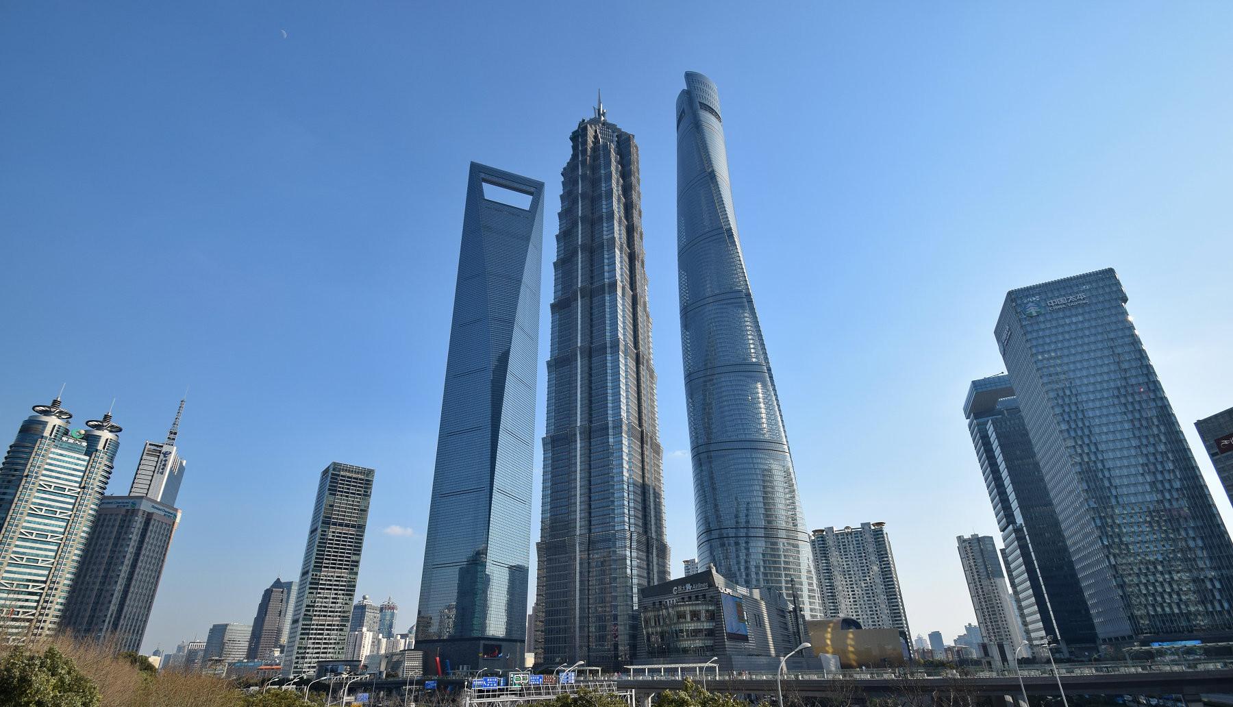 Небоскреб Китая