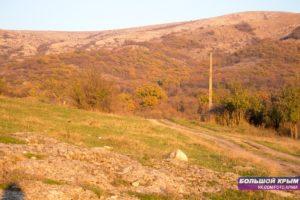 Долгоруковский горный массив