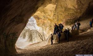 Неандертальцы в Большом гроте :-)