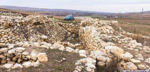 Крепость Ак-Кая
