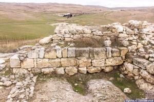 Раскопки на Белой Скале