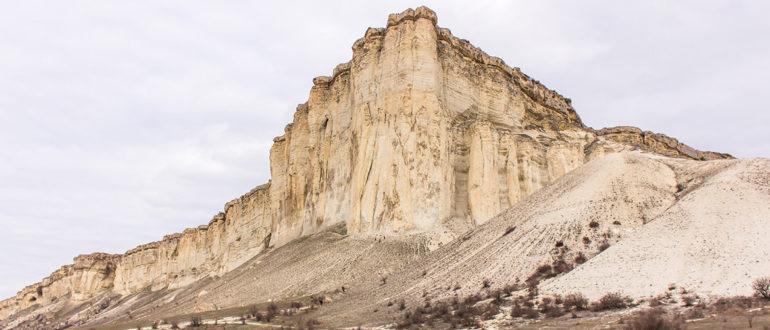 Фото Белая Скала в Крыму