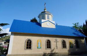 Церковь Покрова Пресвятой Богородицы Рыбачье